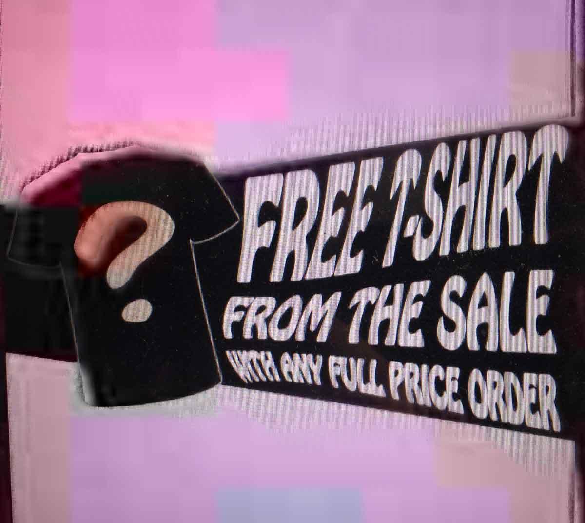 free-shirt-glitch
